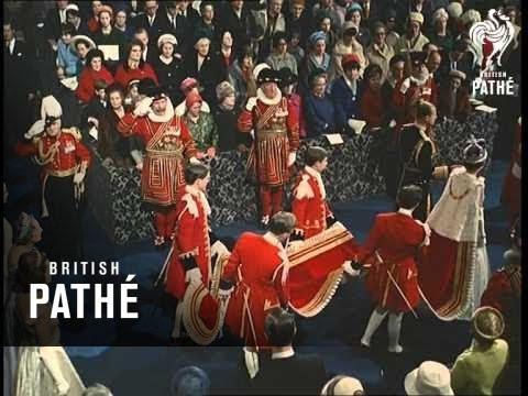 To Westminster - The Queen - Technicolor (1966)