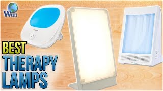 10 Best Therapy Lamps 2018