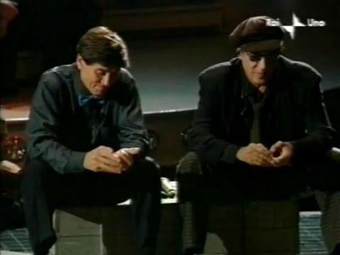 Gianni Morandi e Adriano Celentano ♫☆¸•★¸•´🌷  L'emozione Non Ha Voce   LIVE   HD