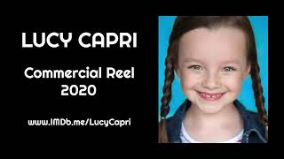 Lucy Capri: On-Camera Commercial Reel | 2020