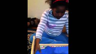Furniture For Your Maplelea Girl (bed)