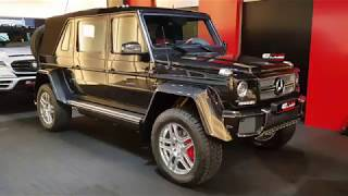 1 of 99 Mercedes-Maybach G650 review (Urdu)