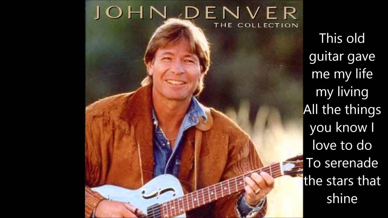 , writer:John Denver