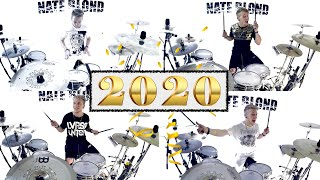 🎉 HAPPY NEW YEAR 2020!! Best Drum Covers
