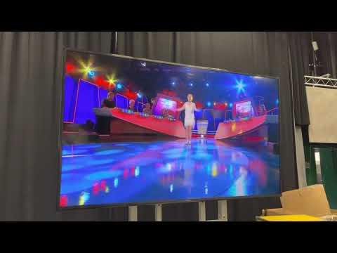 """SWR """"Sag die Wahrheit"""" - Show Performance (behind the scenes) - Mira Waterkotte"""