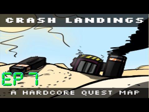 Crash Landing Episodio 7 Minecraft [HardCoreMap]