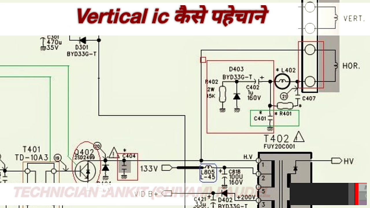 Bpl Lcr 20 Tv Circuit Diagram