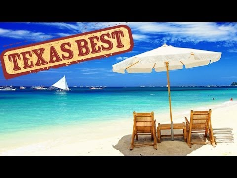 Texas Best Beach Country Reporter