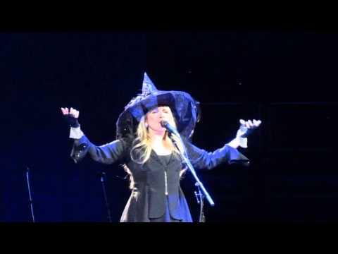 Stevie Nicks speech about Christine McVie - 10/31/2014