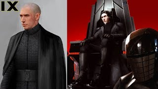 Kylo Ren in Episode 9 and End of the Skywalker Saga - Star Wars Theory