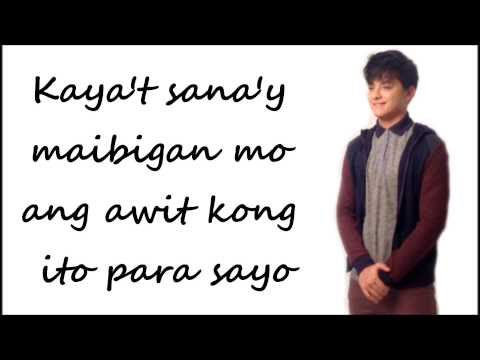 Simpleng Tulad Mo Daniel Padilla lyrics