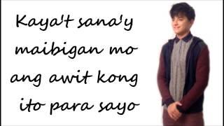 Simpleng Tulad Mo Daniel Padilla (lyrics)