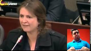 JHOVANOTY HUMOR SHOW - Traduce lo que dice Paloma Valencia