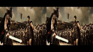 3D SBS Hercules_Sizzle/Music Video yt3d stereoscopic google cardboard in REAL 3D.