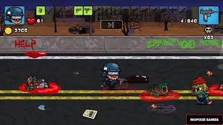 Swat Vs Zombies 2 Game Walkthrough | Online Games