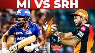 MI VS SRH Pre Match Analysis And Dream 11 Prediction I IPL 2019