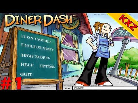 Diner Dash : ใจเย็นๆนะครับคุณลูกค้า!! #1