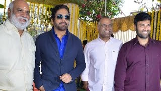 Raju Gari Gadhi 2 Movie Launch || Nagarjuna, SS Thaman, Omkar