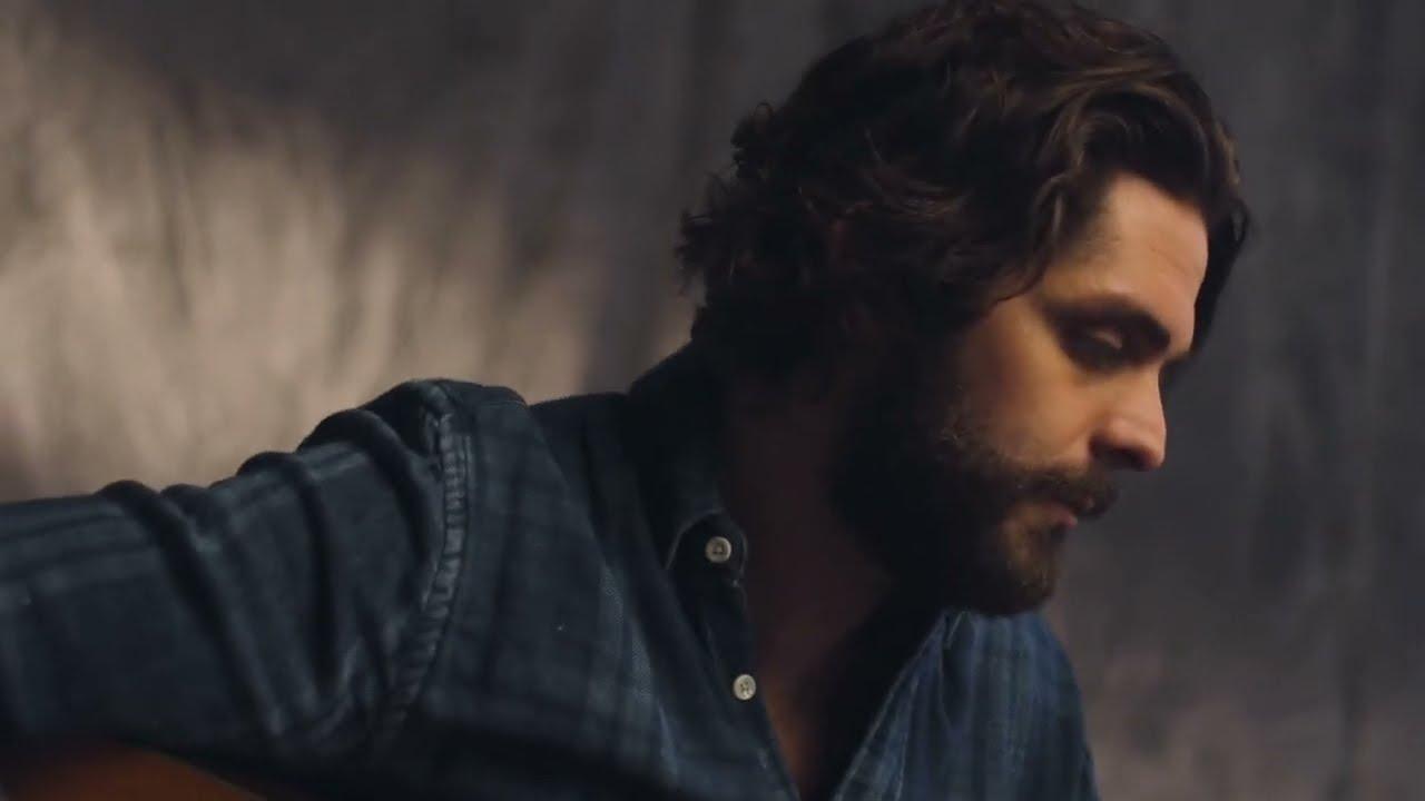 Thomas Rhett on his new album Country Again (Side A)