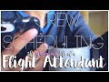 The GLAMOROUS Life of a Flight Attendant | Picking My NYE Trip!! [VLOG]
