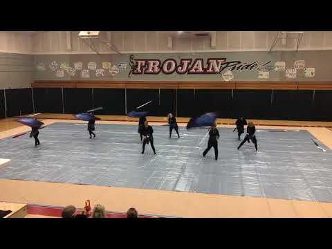 2018 Petaluma High School Color Guard