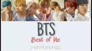 Video BTS - BEST OF ME Lirik Indo Sub (Han/Rom/Indo) download MP3, 3GP, MP4, WEBM, AVI, FLV Juli 2018