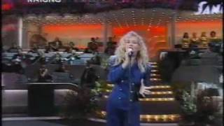 IVANA SPAGNA   GENTE COME NOI   Live from Festival di San Remo 1995