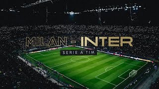 MILAN vs INTER | A LETTER FROM THE NIGHT | #DerbyMilano 🏟⚫🔵🌕 [SUB ENG + ITA]