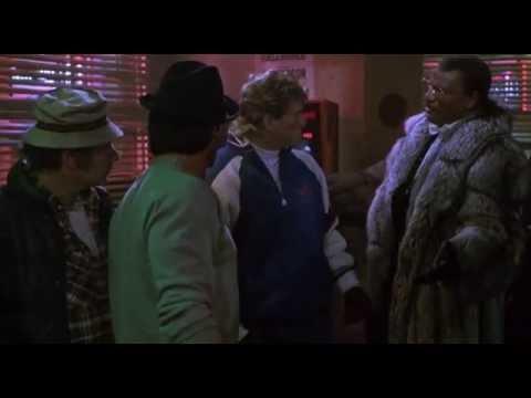 Rocky V - Tommy Challenges Rocky (1990)