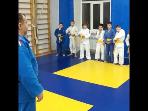 Новогоднее поздравление от воспитанников спортивного клуба Динамо Ивантеевка
