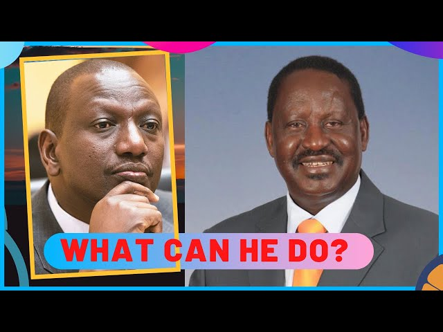 How Raila Odinga CAN EASILY DEFEAT William Ruto in 2022 Presidential Election | Kenya News