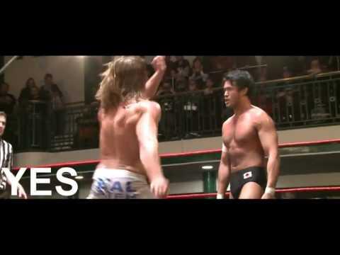 Katsuyori Shibata vs Matt Riddle - RevPro High Stakes 2017 Highlights
