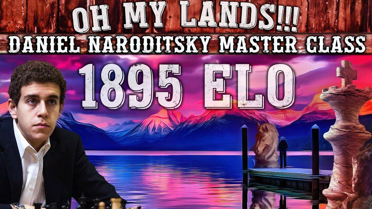 Master Class   Modern Sicilian   Chess Speedrun   Grandmaster Naroditsky