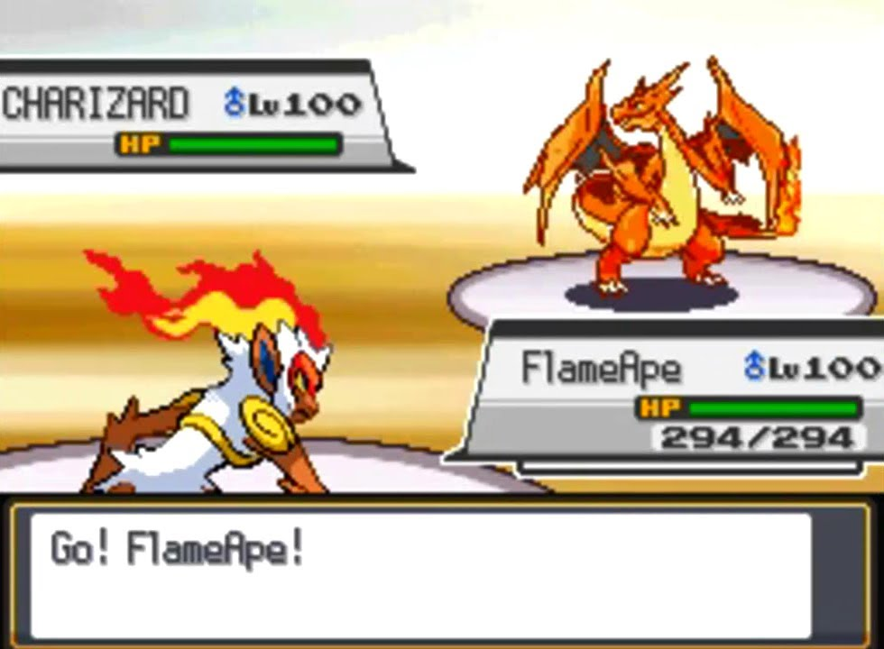 Mega Charizard Pokemon Soul Silver Youtube