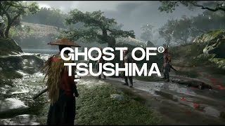 GHOST OF TSUSHIMA FULL GAMEPLAY REAVEAL (PS4/XBOX ONE/PC/NINTENDO SWITCH)