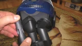 пылесос с аквафильтром SUPRA VCS-2086