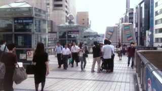 台風4号列島縦断!関東全域暴風域通過・八王子市瞬間最大風速35.2mを記...