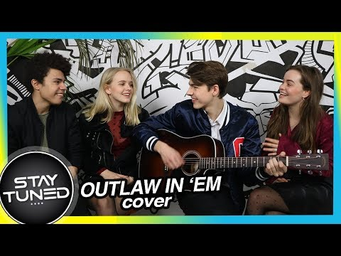 Waylon - Outlaw In 'Em - The Netherlands - Song Release - Eurovision 2018 - Stay Tuned Cover