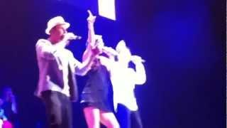 No Me Extraña Nada - Sasha Benny y Érik - Primera Fila Monterrey 2013
