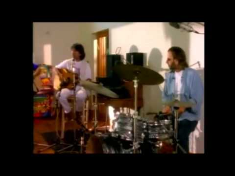 The Beatles reunion- live at Friar Park-1994 (full version)