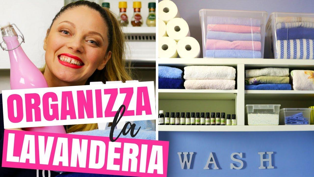 Come organizzare la lavanderia in casa 10 idee arreda la for Lideo arreda