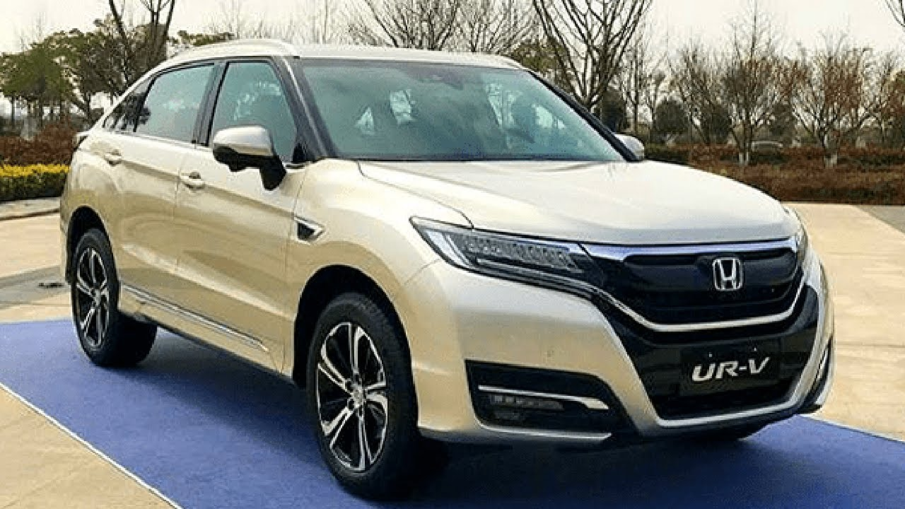 Honda Passport To Return As Two Row Mid Size Crossover Youtube