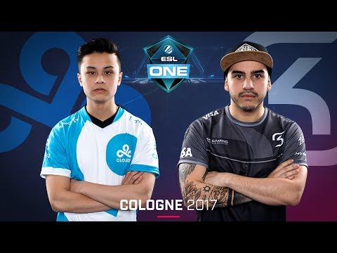 CS:GO - Cloud9 vs. SK [Inferno] Map 3 - Grand Final - ESL On