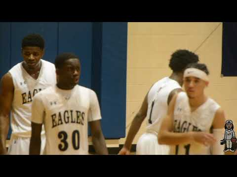 Harrell's Christian vs Fayetteville Academy 2018-19 Private School B-Ball