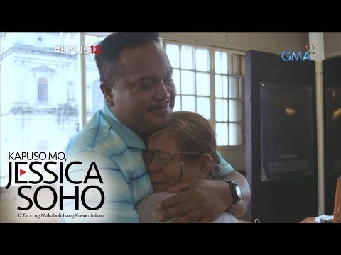 Kapuso Mo, Jessica Soho: Ang limang dekadang paghahanap ni Recardo Evans sa kanyang ina