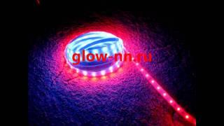 Цифровая лента magic flower SMD5050(http://glow-nn.ru/index.php?id=16 Светодиодная лента Magic для декора интерьеров, зданий, авто и ..., 2011-11-29T18:26:01.000Z)