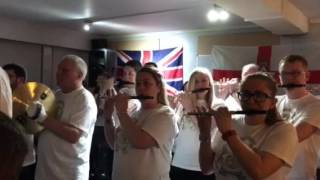 ABBEY STAR FLUTE BAND 2017
