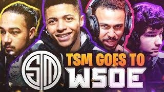 TSM Fortnite Goes to WSOE
