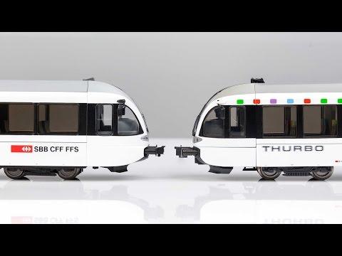 HAG vs. Piko bzw. 1290.- vs. 269.- – ein Vergleich beider GTW Modelle