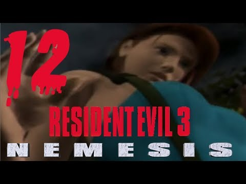 Let's Play Resident Evil 3 (BLIND) Part 12: MY SUPERVISOR IS AN ASS